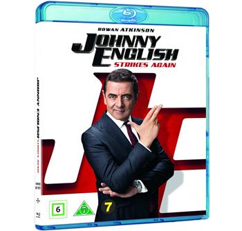 Johnny English Strikes Again billede