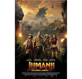 Jumanji: Welcome to the Jungle billede