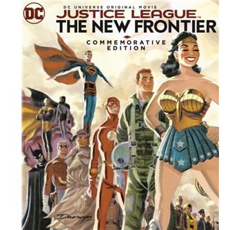 Justice League: The New Frontier - Commemorative Edition billede