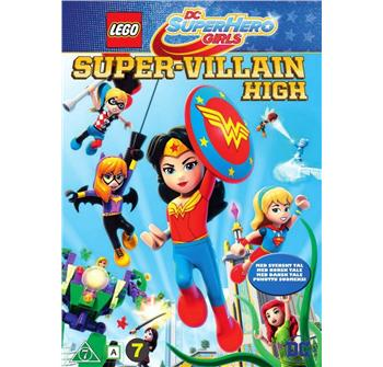 LEGO DC Super Hero Girls: Super-Villain High billede