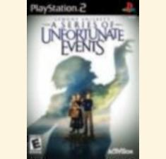 Lemony Snicket's: A Series Of Unfortunate Events (PS2) billede
