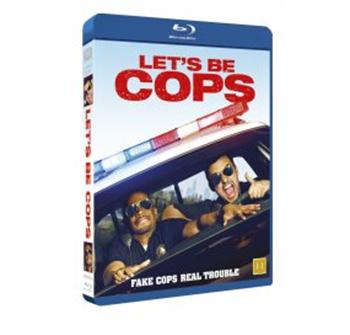 Let's Be Cops billede