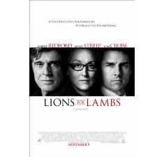 Lions for lambs billede