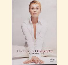 Lisa Stansfield. Biography. The greatest hits (DVD) billede