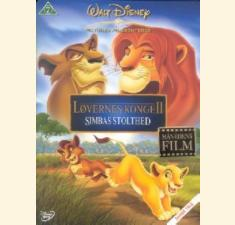 Frisk Løvernes Konge II - Cinemaonline.dk - Hele Danmarks Filmsite BW-95
