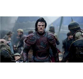 "Luke Evans som Vlad ""The Impaler"""