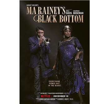 Ma Rainey´s Black Bottom (Netflix) billede