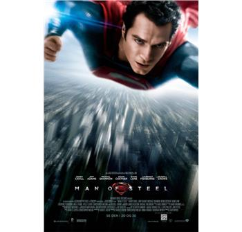 Man of Steel billede