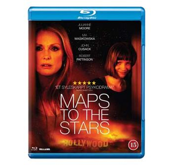 Map To The Stars. billede