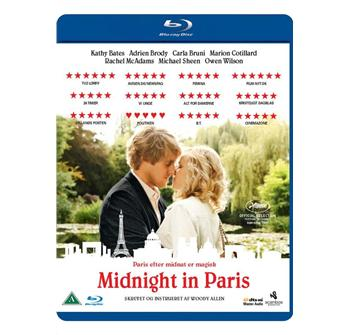 Midnight in Paris billede
