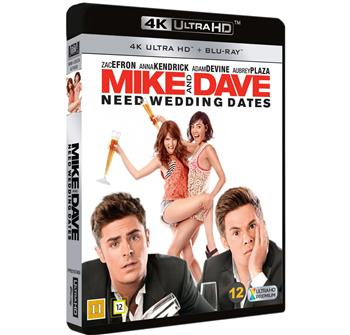 Mike and Dave need wedding dates billede