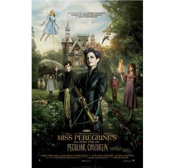 Miss Peregrine's home for peculiar children billede