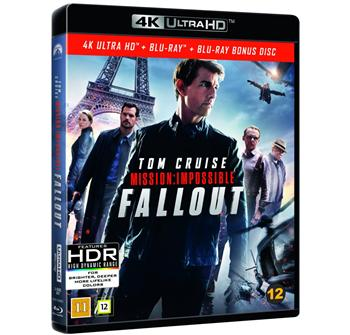 Mission: Impossible - Fallout 4K Ultra HD billede