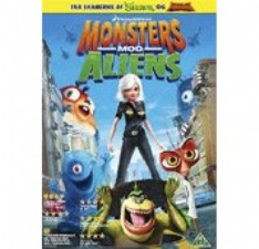 Monsters vs. Aliens billede