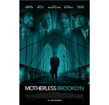 Motherless Brooklyn billede