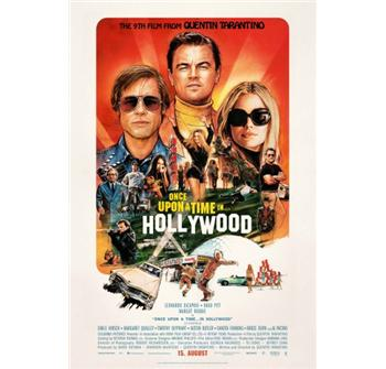 Once Upon A Time In...Hollywood billede