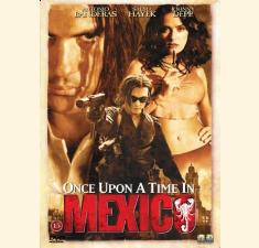 Once Upon A Time In Mexico (DVD) billede