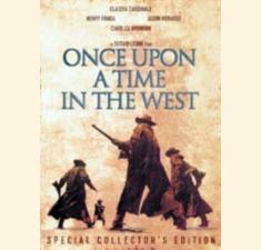 Once Upon a Time in the West (DVD) billede