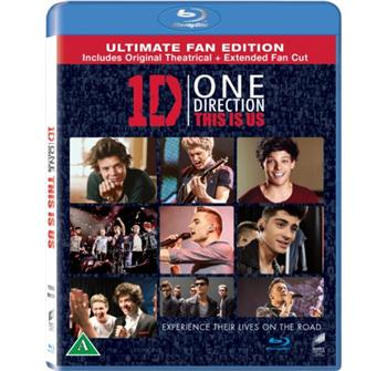 One Direction: This Is Us billede