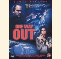 One Way Out (VHS) billede