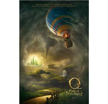 Oz The Great and Powerful billede