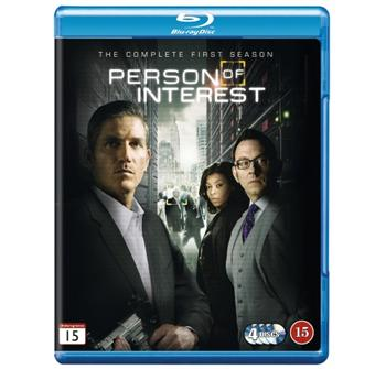 Person of Interest – The complete first season billede