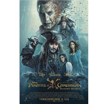 Pirates of the Caribbean: Salazar's Revenge billede