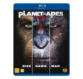 Planet Of The Apes Trilogy billede