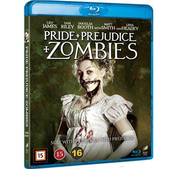 Pride and Prejudice and Zombies billede