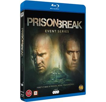 Prison Break: Event billede