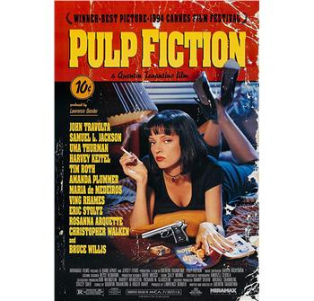 Pulp Fiction - re-premiere billede