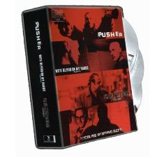 Pusher Trilogy billede