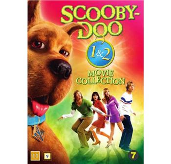 Scooby Doo 1 & 2 Movie Collection billede
