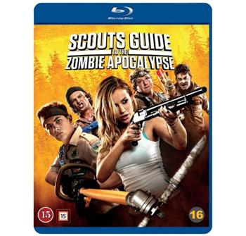 Scouts Guide to the Zombie Apocalypse billede