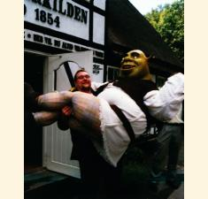 Shrek 2 - interview billede