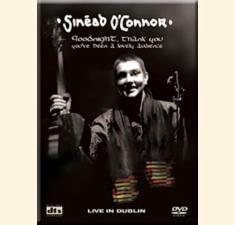 Sinéad O'Connor. Goodnight, thank you. You've been a lovely audience  (DVD) billede