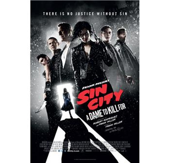 Sin City: A Dame To Kill For billede