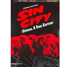 Sin City: The Ultimate Sin - Special 2 disc Edition           billede