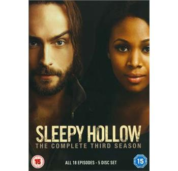 Sleepy Hollow. The Complete Third Season billede