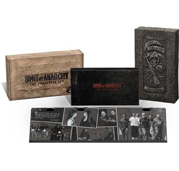 Sons of Anarchy - The Collector's set billede