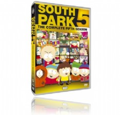 South Park - The Complete Fifth Season billede