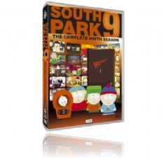 South Park - The Complete Ninth Season billede