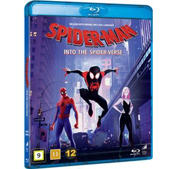 Spider-Man - Into the Spider-Verse  billede