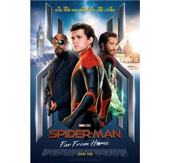Spider-Man: Far From Home billede