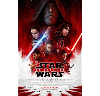 STARWARS The Last Jedi billede