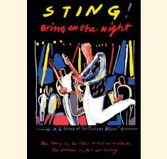 Sting – Bring On the night billede