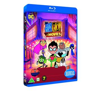 Teen Titans Go! To The Movies billede