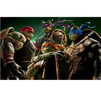 Teenage Mutant Ninja Turtles billede