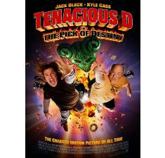 Tenacious D in the Pick of Destiny billede