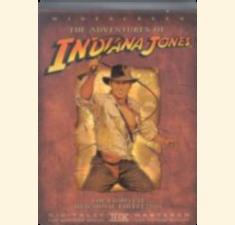 The adventures of Indiana Jones billede